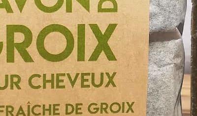 Savon pour les cheveux à l'ortie fraîche de Groix