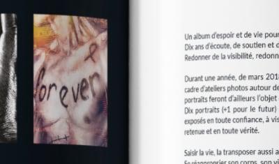 Livre photo - Fight Aids France