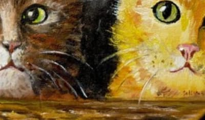 Brigitte Haler, artiste peintre