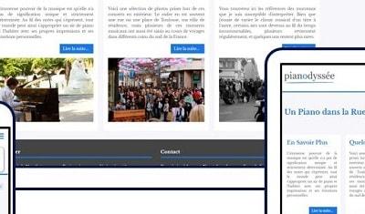 Création Site Vitrine + Boutique en Ligne pour un Artiste / Drupal 9