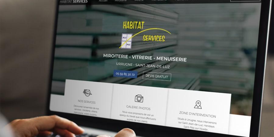Habitat Services - Miroiterie