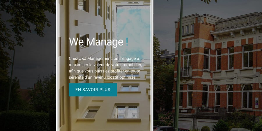 JJ-Management.be  Gestion locative de votre immeuble