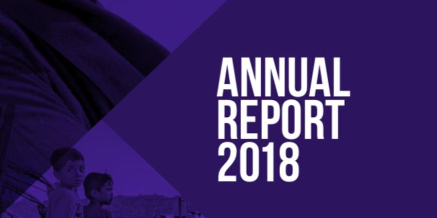 Rapport annuel pour une organisation à but non lucratif