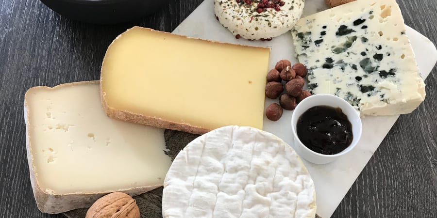 Nos planches fromage