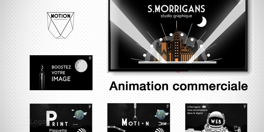 Animation 2D S.Morrigans