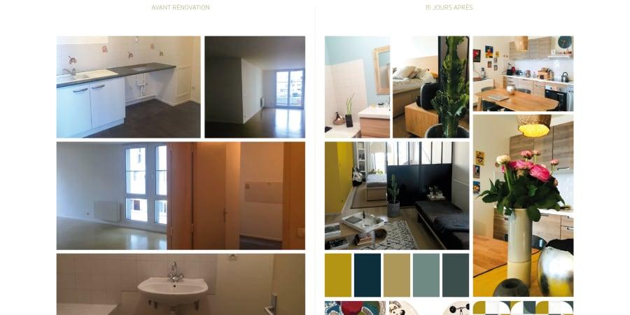 ARCHIECTURE D'INTERIEUR_RENOVATION APPARTEMENT PARIS 17