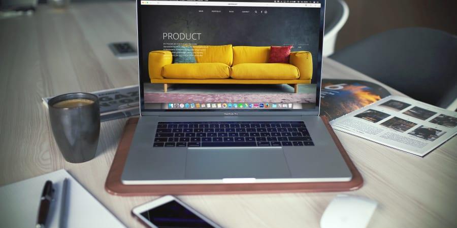 Site web  -  E-commerce