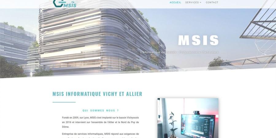 MSIS - Informatique