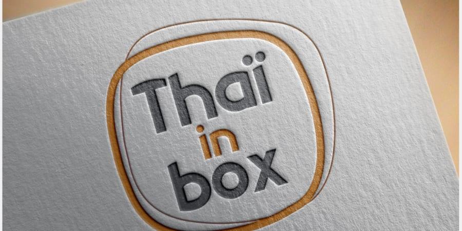 Nouvelle identité de Marque Thaï in Box