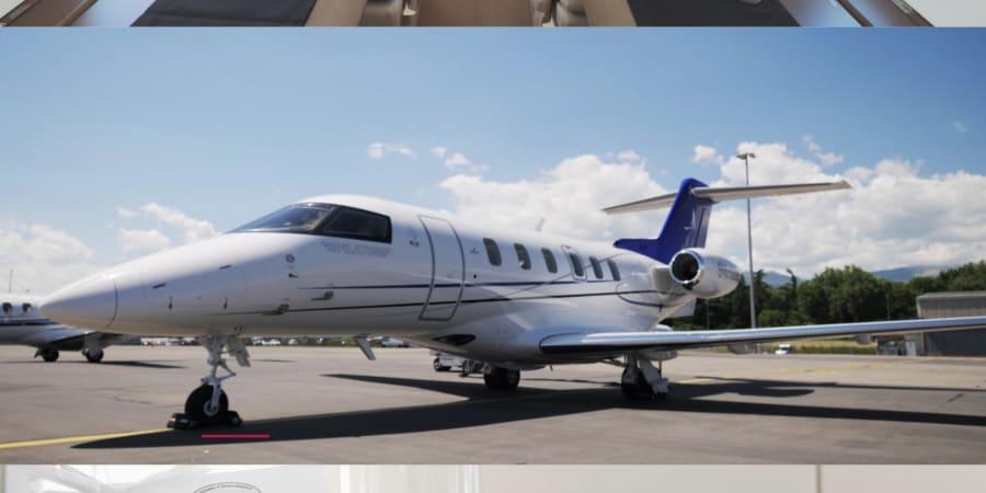 Film commercial - Albinati Aeronautics