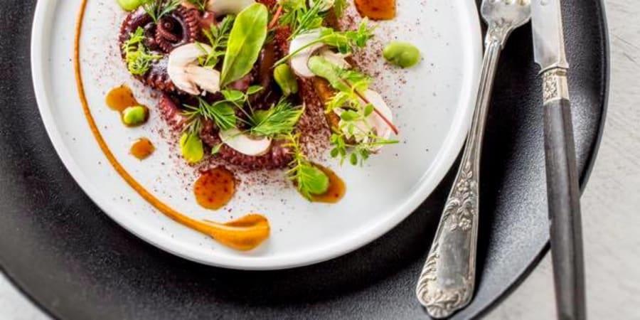 Solides - Groupe de restaurants + épicerie