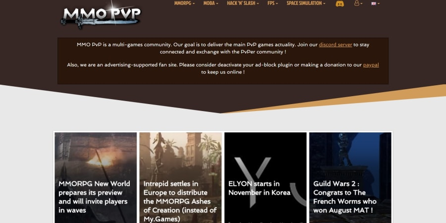 MMO PvP