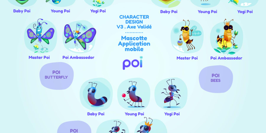 Illustration - Application POI