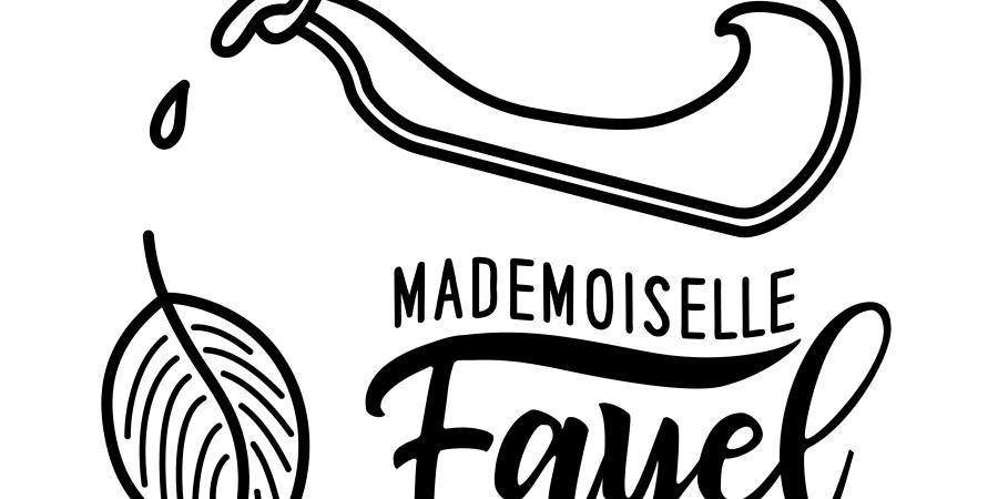 Logo - Mademoiselle Fayel