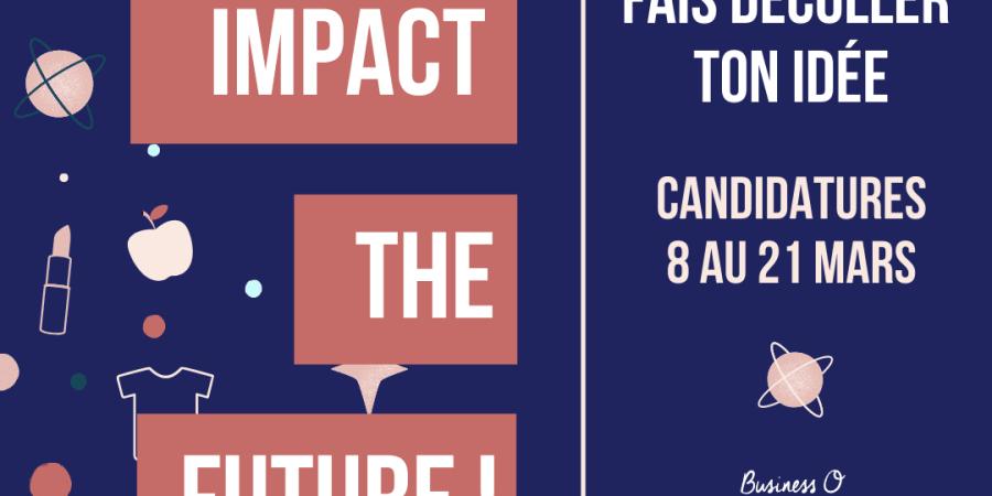 Creation du design d'une campagne d'appel à candidature en partenariat avec Ulule