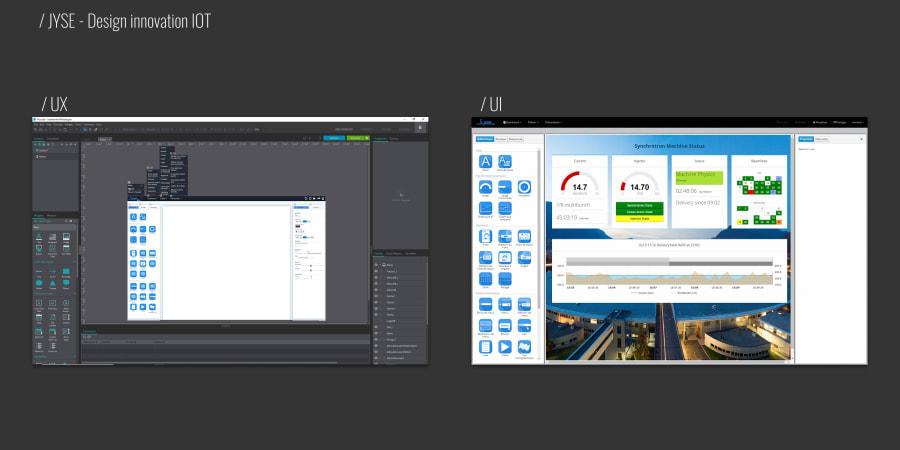 Portfolio UX/UI JYSE