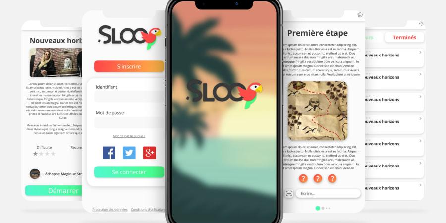 Application mobile : SLOOP