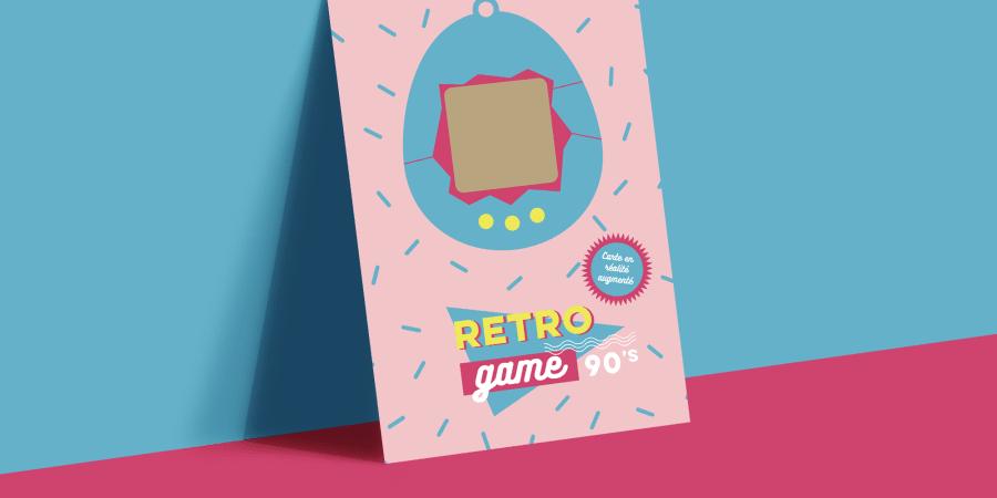 RETRO GAME 90's
