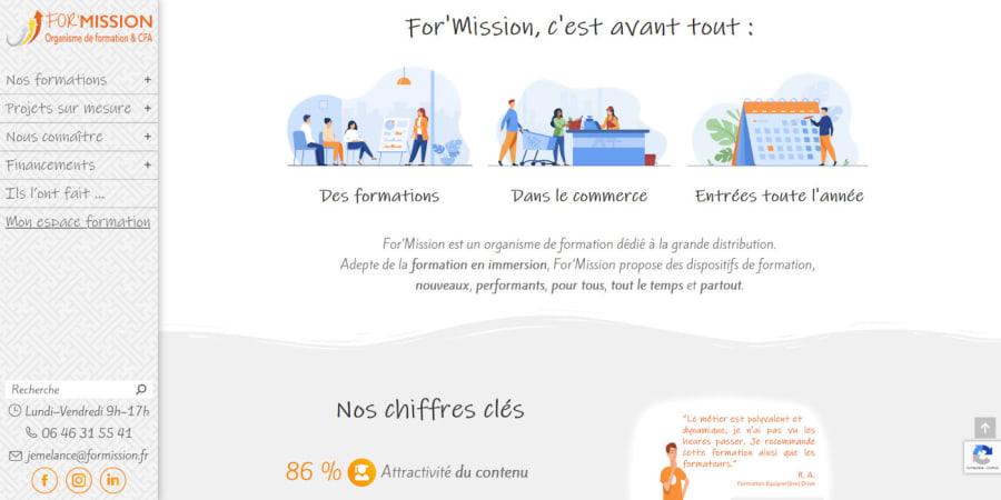 For'Mission