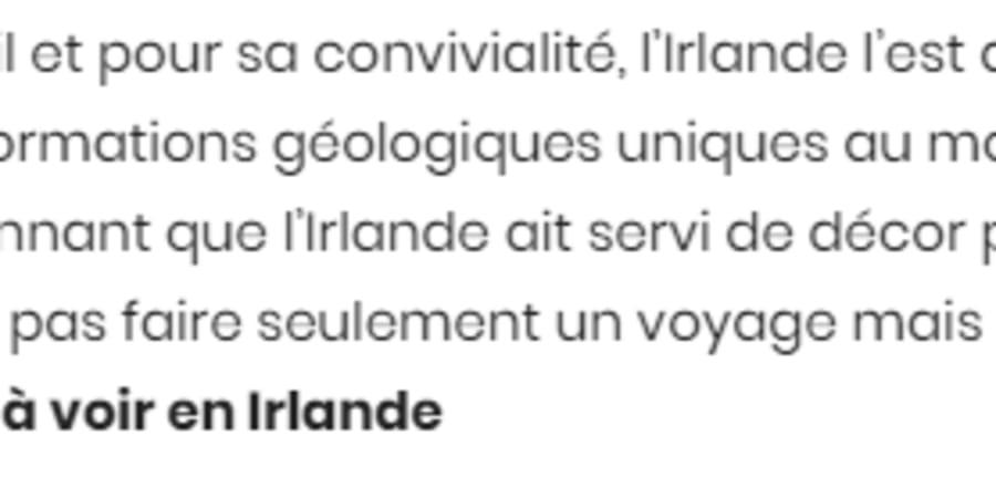 Les 10 paysages incontournables à voir en Irlande