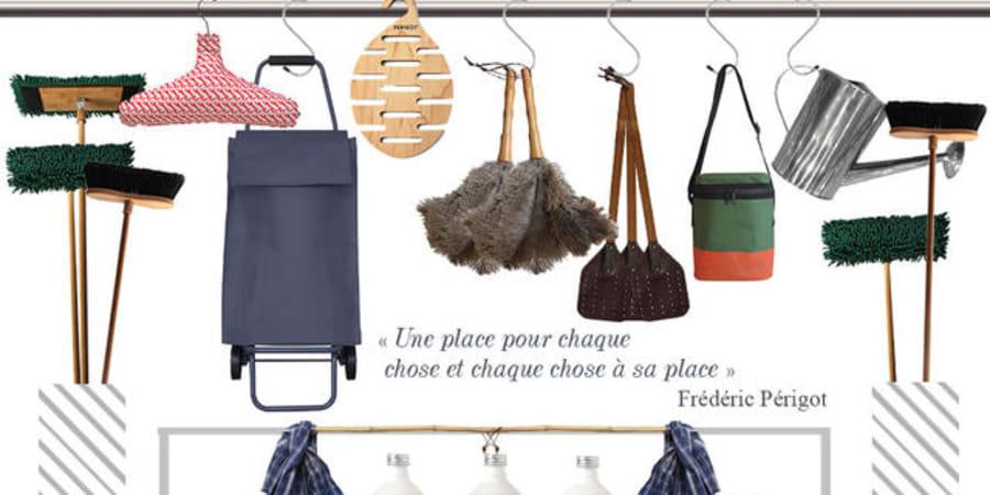 Boutique d'accessoires ménager design