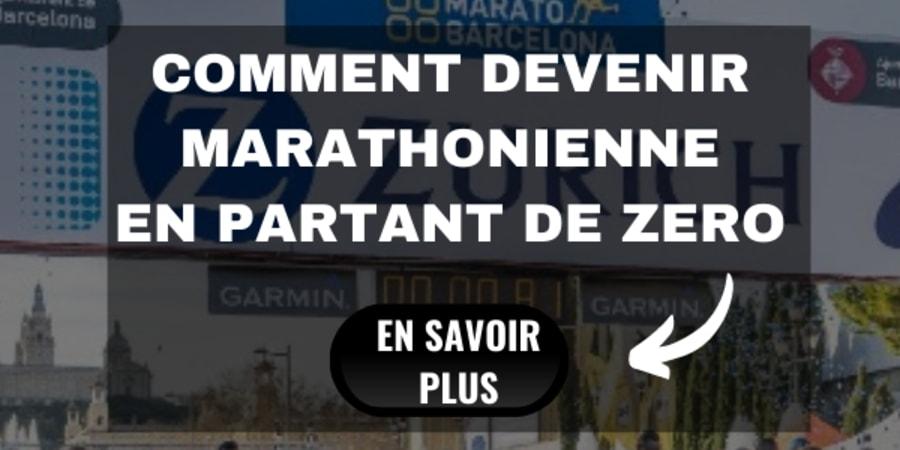 Devenir Marathonienne
