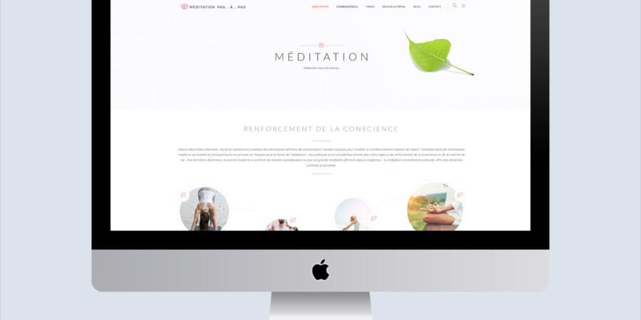 Méditation Pas à Pas
