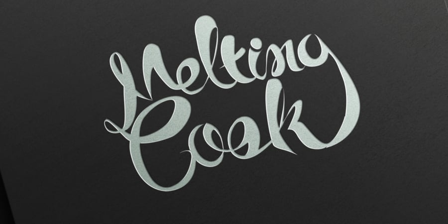 Logo Melting Cook