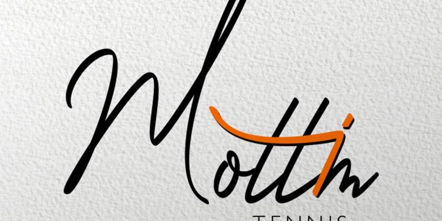 Logotype Mottin Tennis