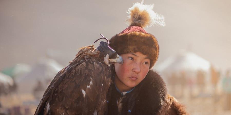 Portrait - Mongolie 2019