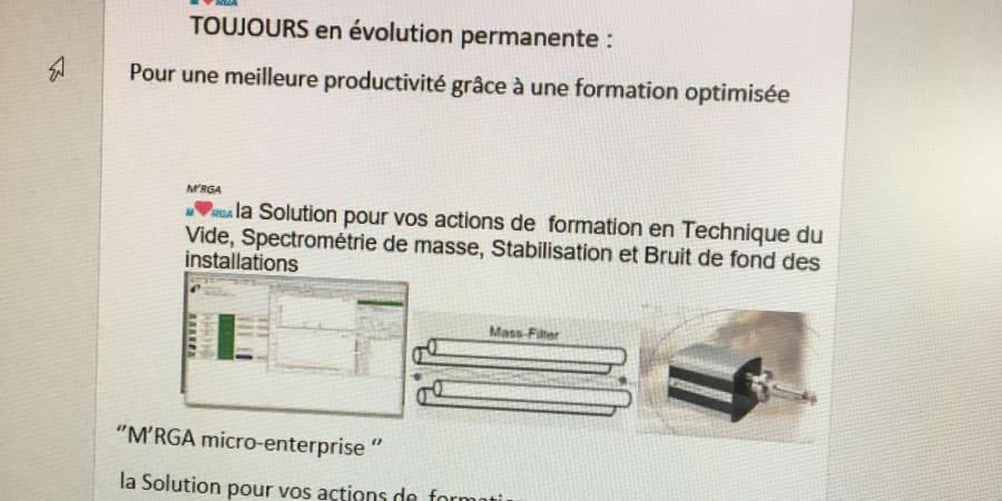 Brochure M'RGA