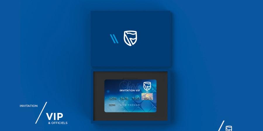 Campagne événementiel pour Stanbic Bank