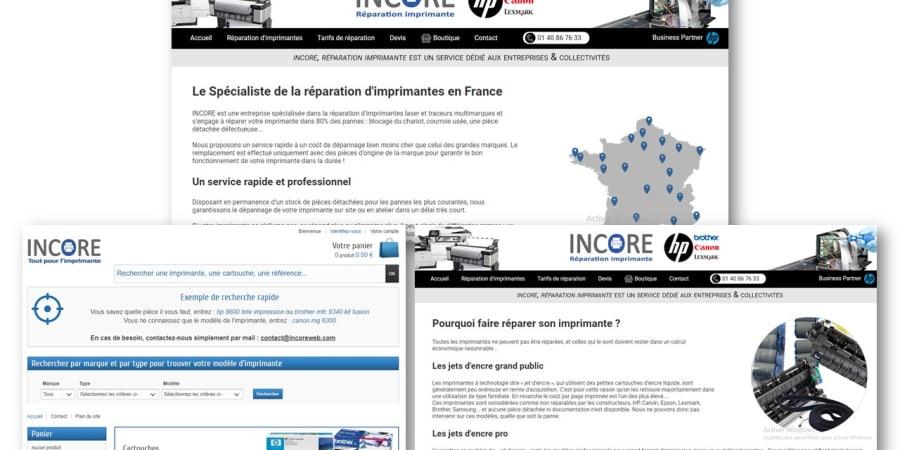 Incore Web