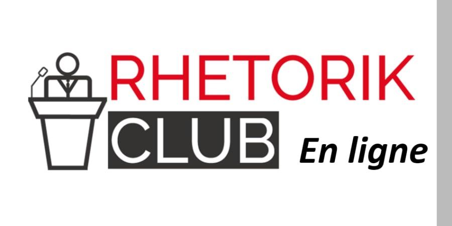 Animation Rhetorik Club en ligne (confinement)