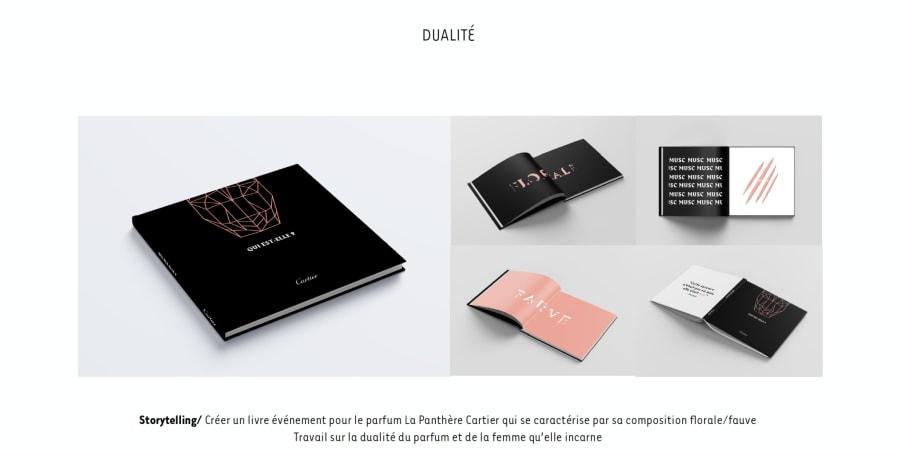 Livre événement La Panthère - Cartier