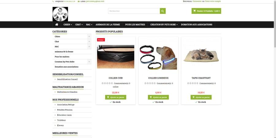 site pets hobe