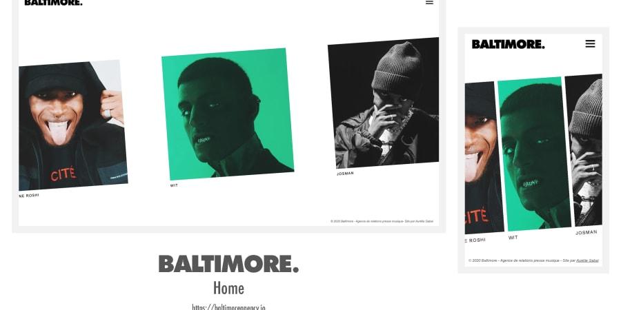Baltimore | Home