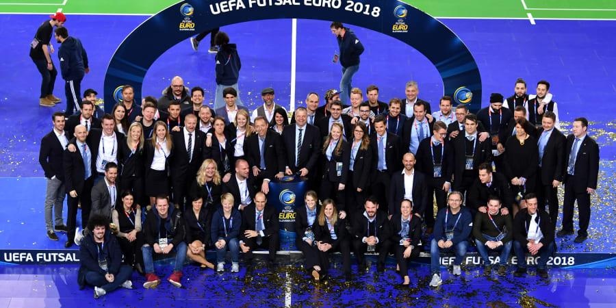 Futsal Slovénie