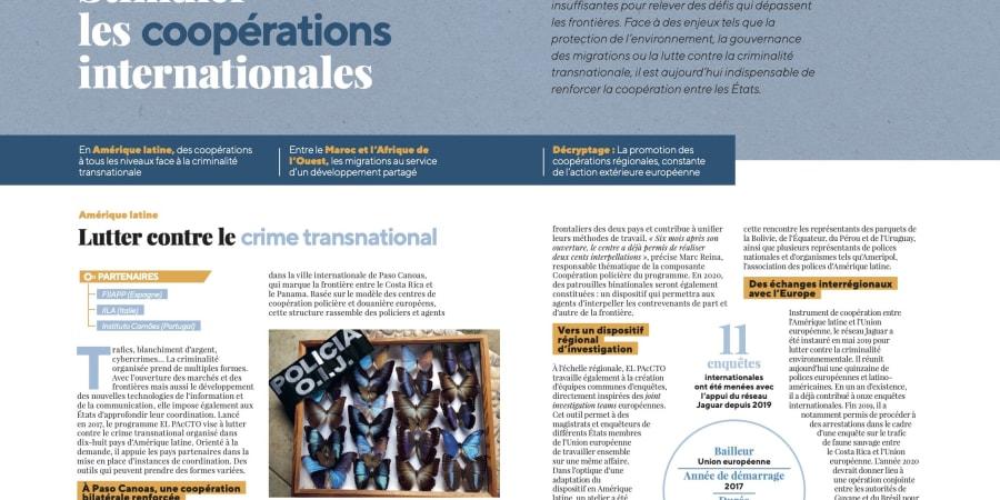 Rapport d'activité Expertise France