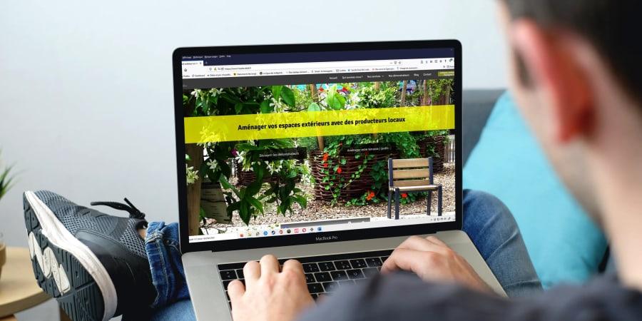 Création du site Hopdurable.fr
