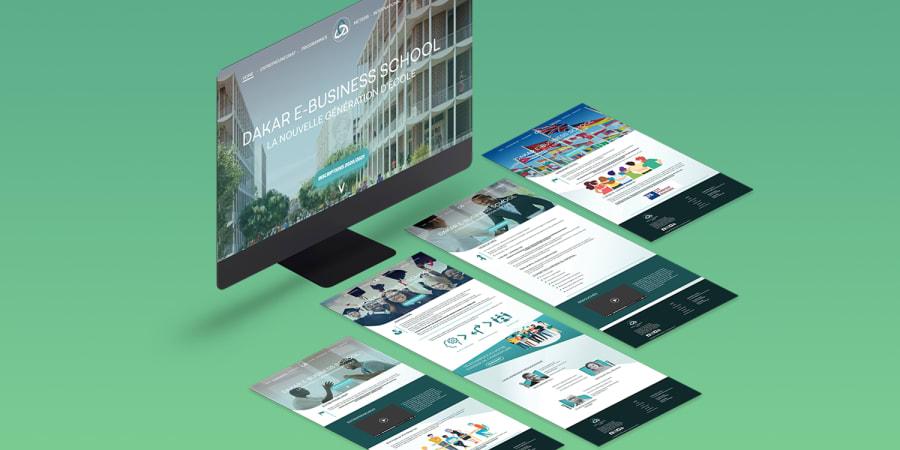 Webdesign - DEBS