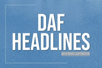 Daf Headlines with Dovid Lichtenstein