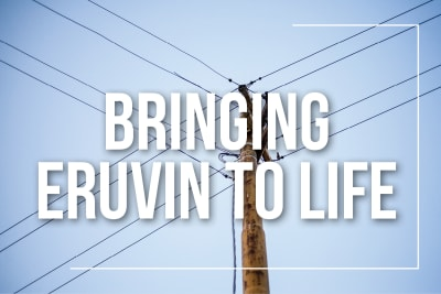Bringing Eruvin To Life