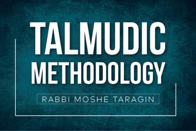 Talmudic Methodology