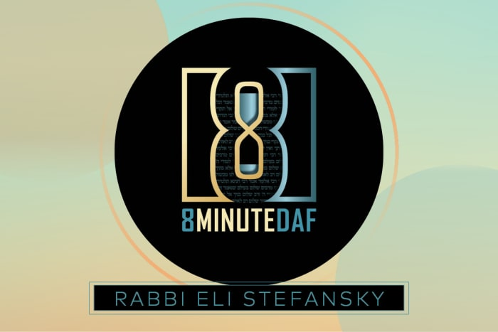 The 8 Minute Daf