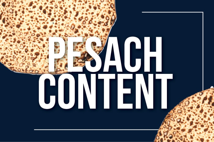 Pesach Content