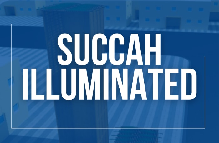 Succah Illuminated