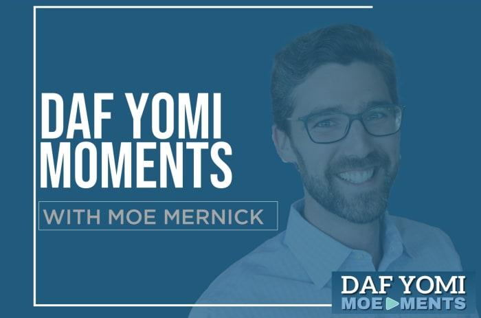 Daf Yomi MoeMents
