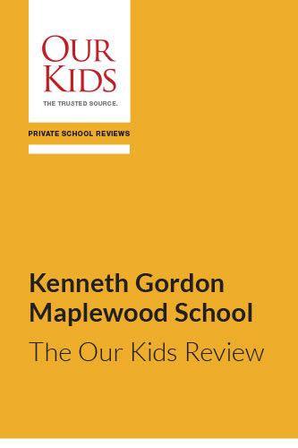Kenneth Gordon Maplewood School