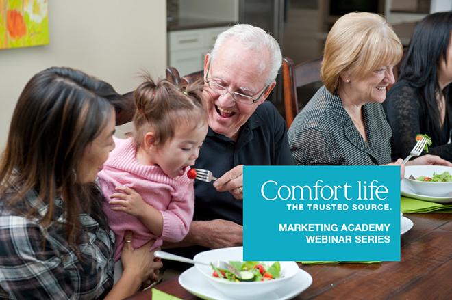 Comfort Life Webinar